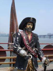 海賊船の海賊1