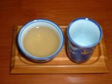 小陀茶・水色