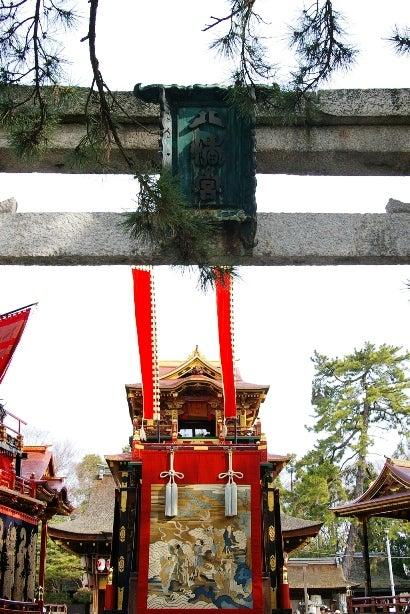 朝渡り 長浜曳山祭9(4月15日8時)