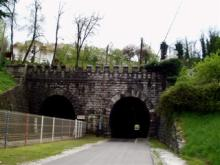 kastanjevica,tunnel