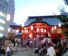 花園神社1