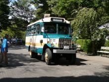 国鉄色バス