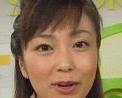 松岡洋子さんの微妙顔