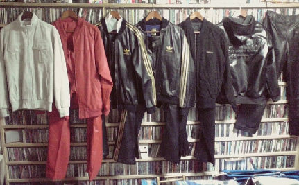 adidas HUNTERの道楽日記-Leather