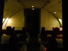 機内の様子2