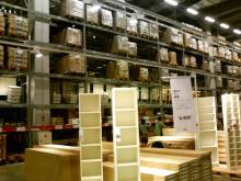 IKEA 1階倉庫1