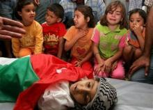 PalestineChildKilled