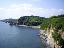 大連金石灘浜海国家地質公園6