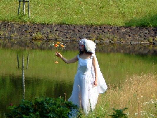 サントリー野辺地舞踏花