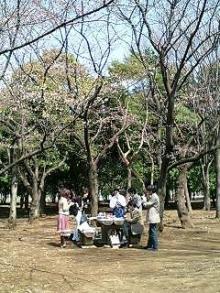 0325リコーダー部/久々の公園練習