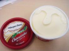 ハーゲンダッツ チーズケーキ味