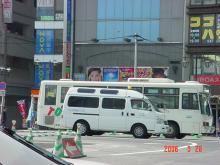 介護タクシー1
