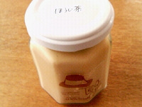 TEAプリンほうじ茶(イズミ)