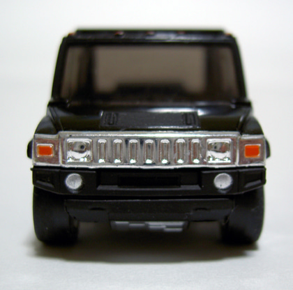 HUMMER import car series front