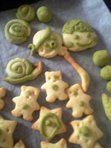 タコ風船クッキー