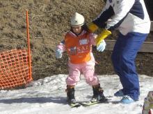 ★ ENA&YAYORI ★-初スキーに挑戦