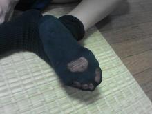 にくきゅう靴下