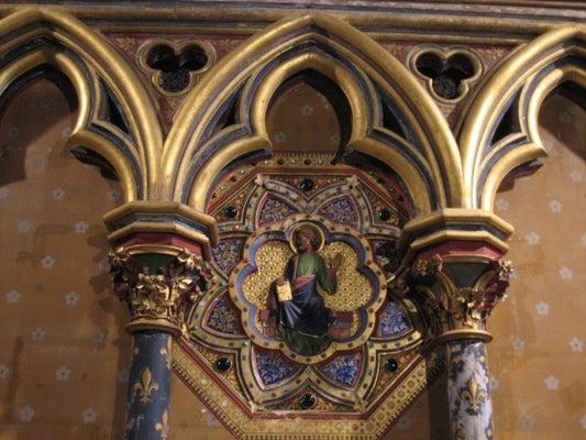 きょんのたわごと-St.Chapelle1