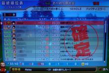 GF12度目勝ち