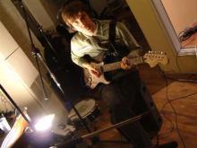 リズムギター録音