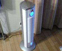 タワー型マイナスイオン扇風機