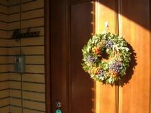 クリスマス玄関