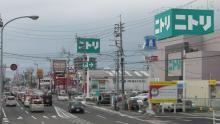 """山岡キャスバルの""""偽オフィシャルブログ""""「サイド4の侵攻」-ニトリ渋滞 2"""