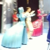 メッセのステージゾーンダンスを踊るPBDR1