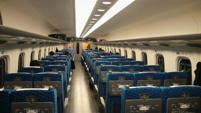 大阪始発 新幹線