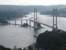 呼子大橋。