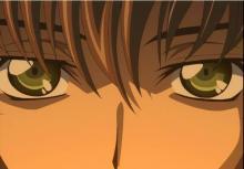 スザクの瞳