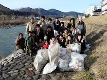 Love Nature Cleanup レポート-北長野1