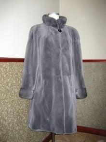 大木毛皮店 ギタバカ工場長 の毛皮修理専門ブログ-ミンクコートの幅つめ