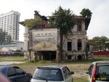 スノーキーのブログ-ペナン島廃墟