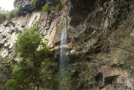 一の滝全景