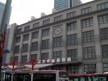 カルマンギアのある生活-旧東京中央郵便局