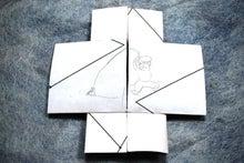 数楽者のボヤキ・ツブヤキ・ササヤキ-中学 数学 道徳 Mathematics Puzzles--Magic Card 4コマ漫画 003