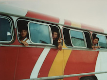 ウォームハート 葬儀屋ナベちゃんの徒然草-夜行バス