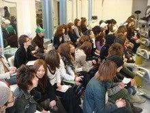 エマ美容室の[チョキ×チョキ日記]-特別講習会