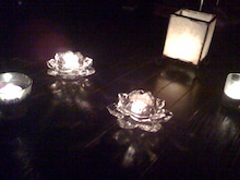 ゾウガメのあしあと Part2-candle