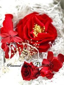 Plumerry(プルメリー)プリザーブドフラワースクール (千葉・浦安校)-琉装 髪飾り プリ