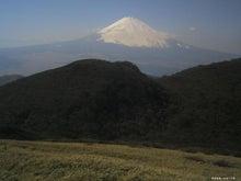 歩き人ふみとあゆみの徒歩世界旅行 日本・台湾編-駒ケ岳よりの富士
