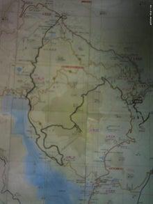 歩き人ふみとあゆみの徒歩世界旅行 日本・台湾編-箱根地図