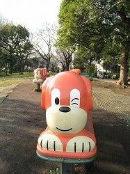 ☆ブログ版☆ 「東京ホームレス」 村上知奈美-西郷山公園①