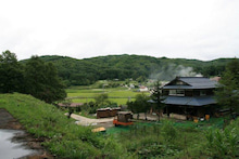 歩き人ふみとあゆみの徒歩世界旅行 日本・台湾編-青空屋台のおうち