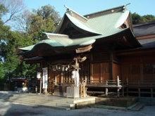 かっちゃんの日記-師岡熊野神社
