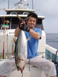 沖縄から遊漁船「アユナ丸」-釣果(H21.3.20)