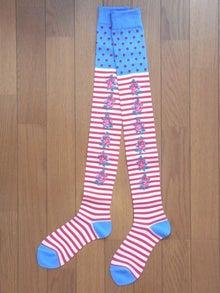 放浪乙女えくすとら-jane-rose×border-socks