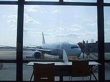 雪麿Lounge-飛行機