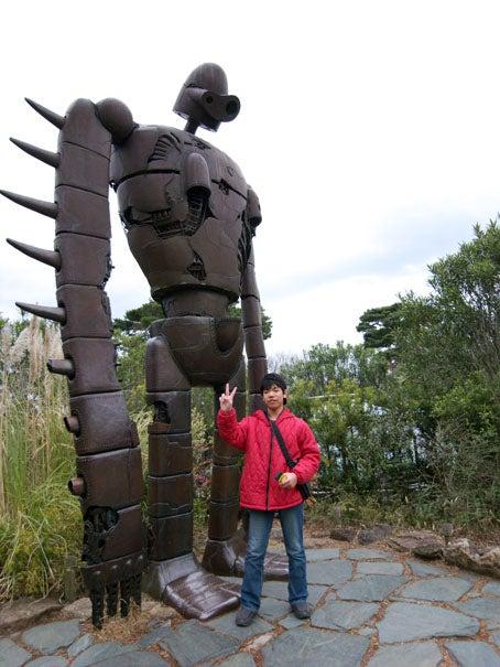 ケロケロの散歩道-ジブリ2